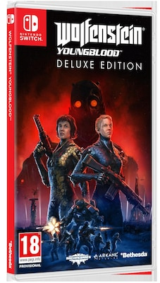 Wolfenstein: Youngblood Deluxe Edition - Nintendo Switch Game