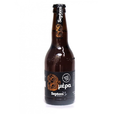 Septem Sundays Honey Golden Ale 330ml