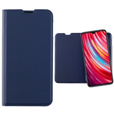Idol 1991 Flip Case (xiaomi Redmi Note 8 Pro) Blue