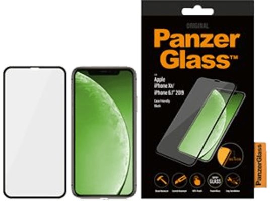 Προστασία Οθόνης iPhone 11 / XR - PanzerGlass Tempered Glass Curved