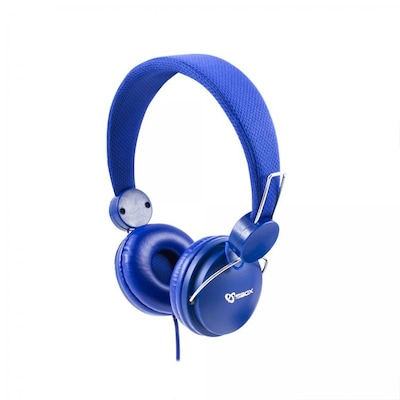 Sbox Headphones Hs-736 Blue Hs-736bl