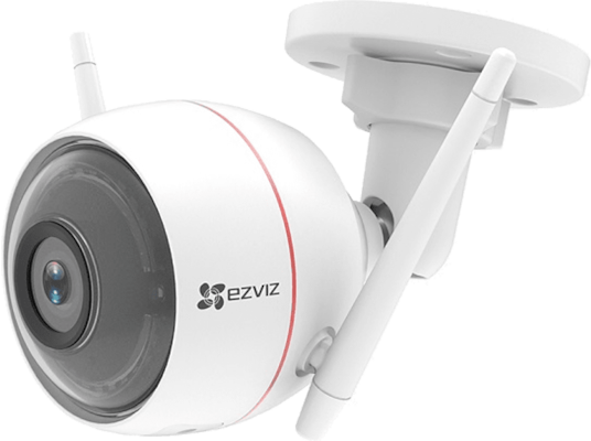 Ασύρματη IP Camera - EzTube Husky Air Outdoor - Λευκό