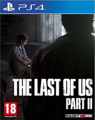 The Last of Us Part II Standard Edition - PS4 Game