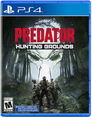 Predator Hunting Grounds - PS4 Game