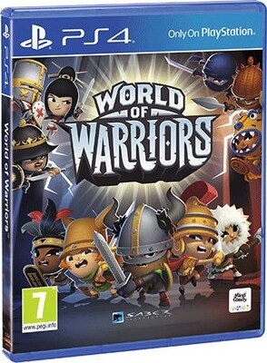 World of Warriors - PS4 Game