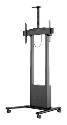 Hagor Mobile Pro Light 2.54 M (100 ) Portable Flat Panel Floor Stand Black