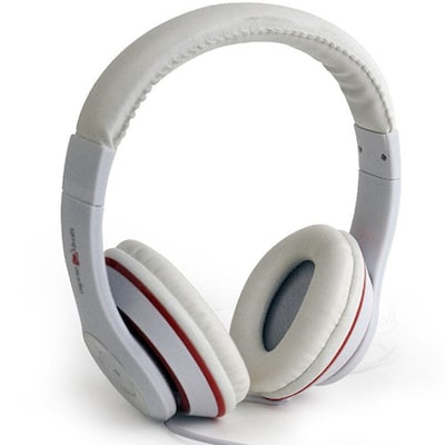 Gembird Stereo Headset Los Angeles White Mhs-lax-w