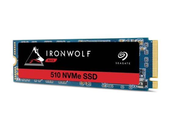 Seagate Ironwolf 510 M.2 960 Gb Pci Express 3.0 3d Tlc Nvme