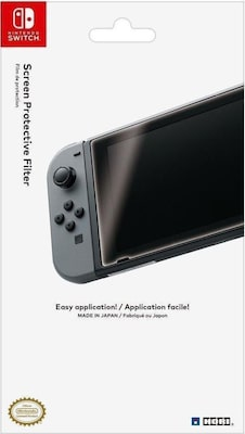 Hori Switch Screen Protection Filter - Μεμβράνη Προστασίας Nintendo Switch