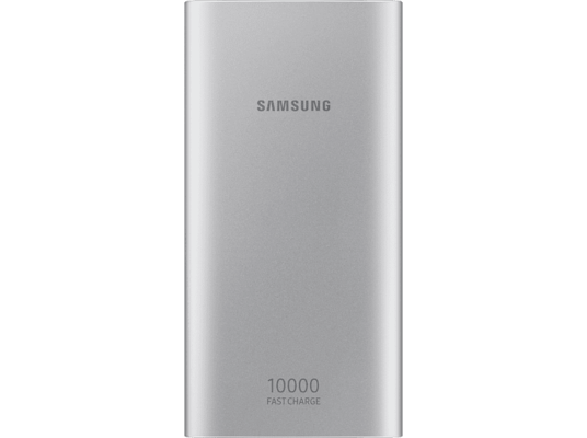 Powerbank Samsung Fast External Battery Pack Micro USB 10.000 mAh Ασημί