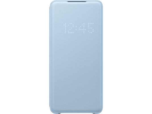 Θήκη Samsung Galaxy S20+ LED View Cover - Sky Blue