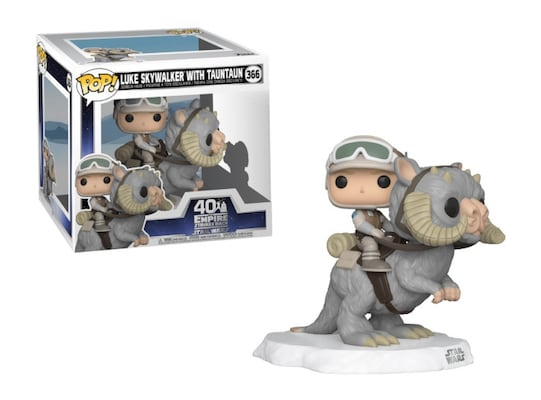 Φιγούρα Funko Pop! Star Wars - Deluxe Luke on Taun Taun