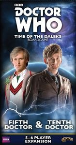 Doctor Who Time Of The Daleks 5th  N'  10th