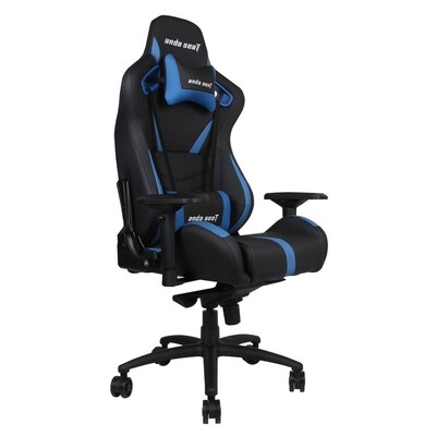 Anda Seat Gaming Chair Ad12 Black-blue