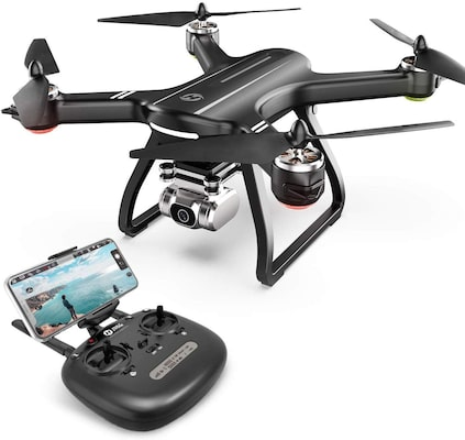 Holy Stone Hs700d Fpv Drone With 2k Fhd Camera Live Video And Gps
