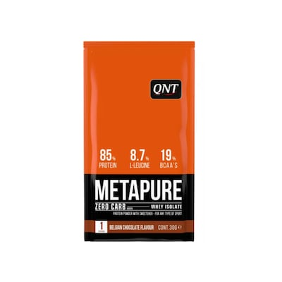 Metapure Zero Carb 30gr - Belgian Chocolate