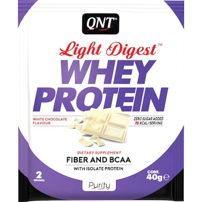 Light Digest Whey Protein - White Chocolate - 40gr