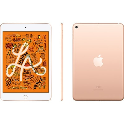 Apple Ipad Mini, A12/7.9-inch/64gb Flash/webcam/ios, Gold (2019)