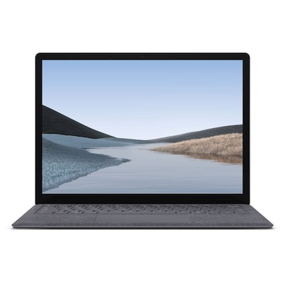 Microsoft Surface Laptop 3, I7-1065g7/13.5 Pixelsense Touch/16gb/256gb Ssd/webcam/win10 Home, Platin