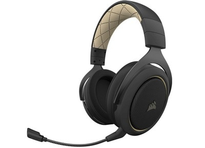 Corsair HS70 Pro - Wireless Gaming Headset Cream