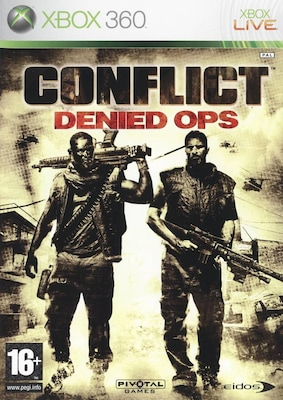 Conflict: Denied Ops X360