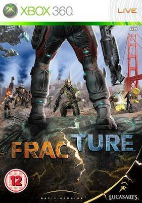 Fracture X360  (ntsc)