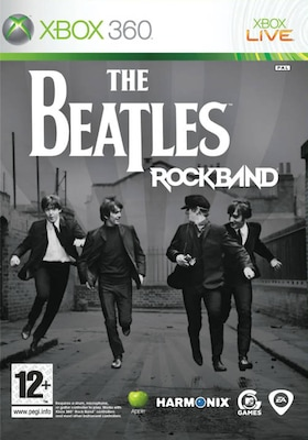 The Beatles: Rock Band X360