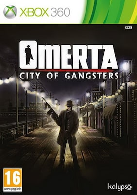 Omerta: City Of Gangsters X360