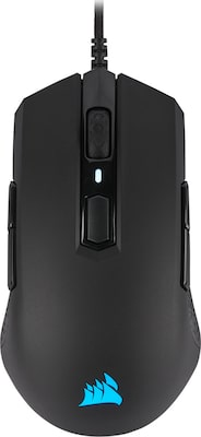 Gaming Mouse Corsair M55 Pro Μαύρο