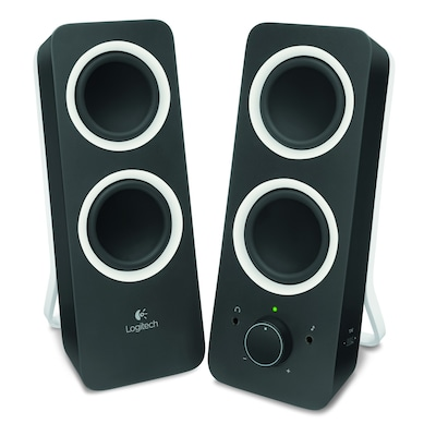 Ηχεία Multimedia LOGITECH Multimedia Speakers Z200 Black - (980-000810)