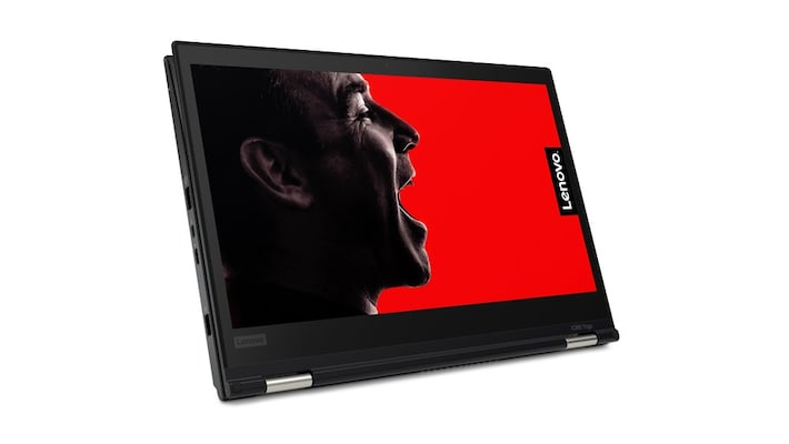 Lenovo Thinkpad X380 Yoga, I5-8350u/13.3  Fhd Touch/8gb/256gb Ssd/webcam/win10 Pro, Black