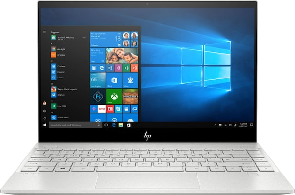 Hp Envy 13-aq1013dx, I7-1065g7/13.3 Uhd Touch/8gb/512gb Ssd/webcam/win10 Home