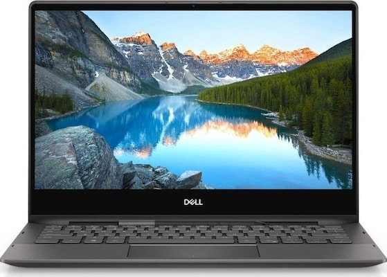 Dell Inspiron 7391 2in1, I7-10510u/13.3 Uhd Ips Touch/16gb/512gb Ssd/webcam/win10 Pro, Black