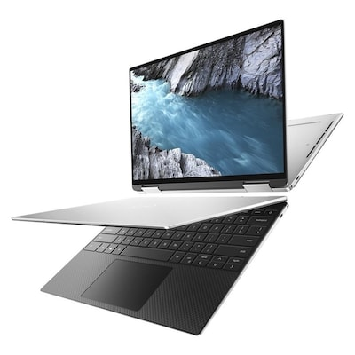 Dell Xps 13 7390 2in1, I7-1065g7/13.4 Uhd+ Touch/16gb/512gb Ssd/webcam/win 10 Pro, Platinum Silver/b