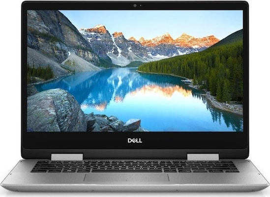 Dell Inspiron 5491 2in1, I3-10110u/14 Fhd Ips Touch/4gb/256gb Ssd/webcam/win10 Pro, Platinum Silver