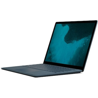 Microsoft Surface Laptop 2, I7-8650u/13.5 Touch/8gb/256gb Ssd/webcam/win10 Home, Cobalt Blue