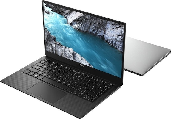Dell Xps 13 7390, I7-1065g7/13.3 Uhd Touch/16gb/512gb Ssd/webcam/win10 Pro, Silver