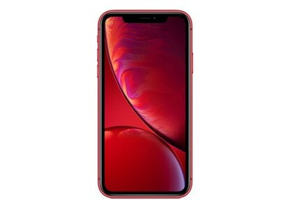 Apple iPhone XR 64GB Red 4G Smartphone
