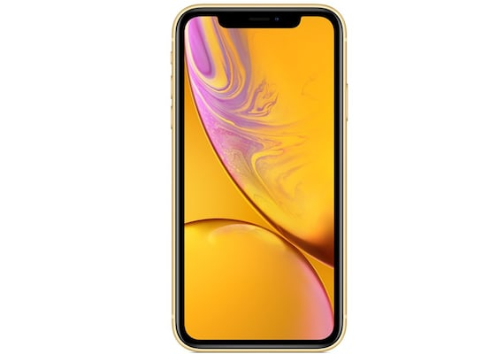 Apple iPhone XR 64GB Yellow 4G Smartphone