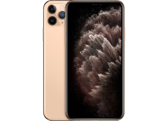 Apple iPhone 11 Pro Max 64GB Gold 4G Smartphone