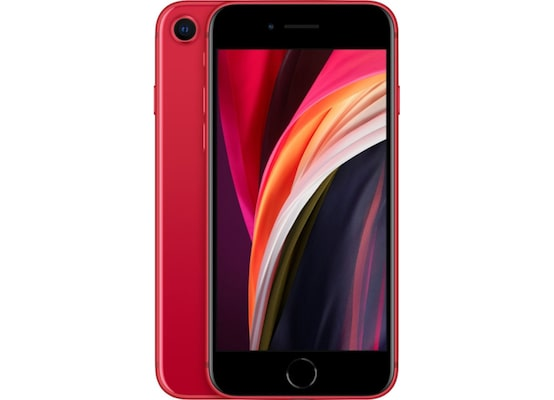 Apple iPhone SE 2nd Generation 128GB Smartphone - Red