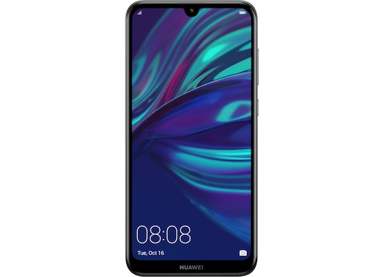 Huawei Y7 2019 32GB Dual Sim  Smartphone Midnight Black