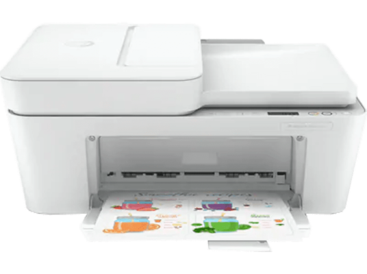 Πολυμηχάνημα HP DeskJet Plus 4120 AiO Inkjet A4  WiFi