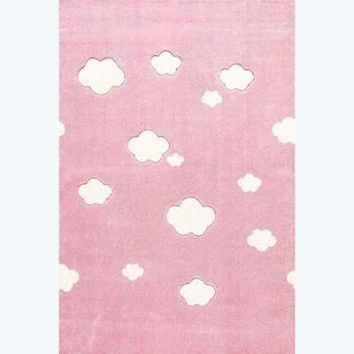 Χαλί 133x190 Breeze Clouds Pink