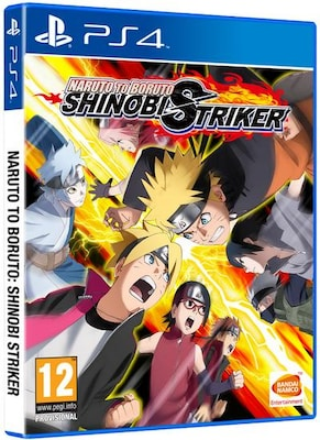 Naruto to Boruto: Shinobi Striker - PS4 Game