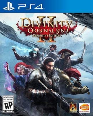 Divinity: Original Sin II Definitive Edition - PS4 Game