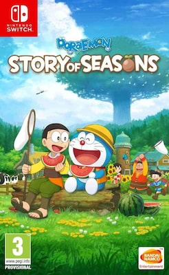 Doraemon- Nintendo Switch Game