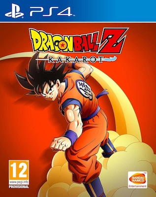 Dragon Ball Z Kakarot - PS4 Game