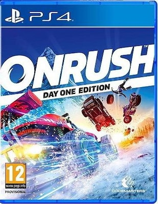 Onrush - PS4 Game