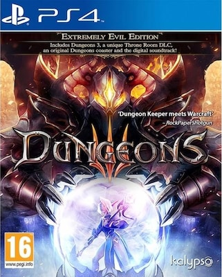 Dungeons 3 - PS4 Game